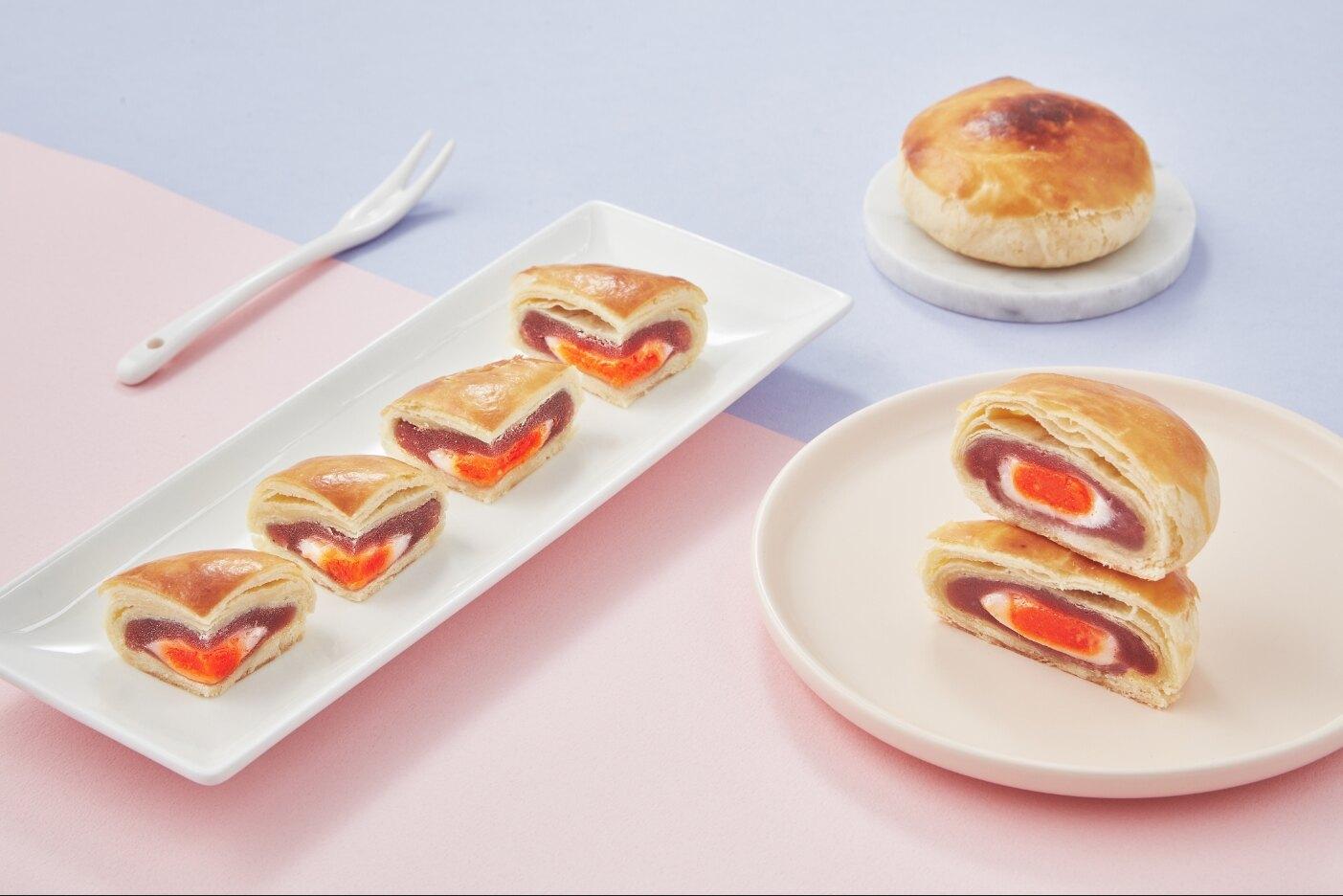 ❤山藥3Q總統餅❤12入裝★《香港蘋果日報獨家專訪》國宴指定點心★蛋奶素可食用