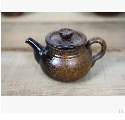 日式手工茶壺仿古--TR545