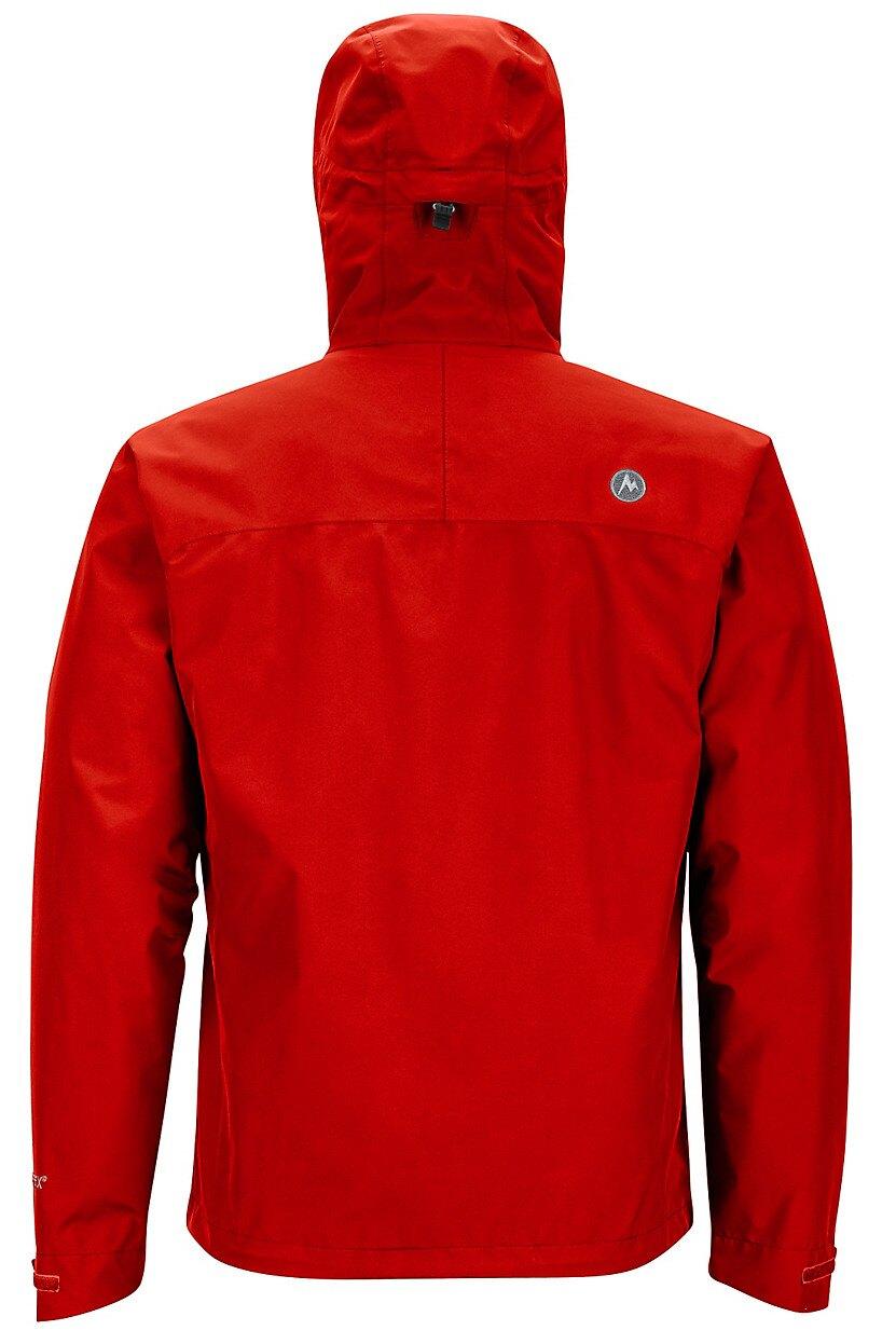 ├登山樂┤美國Marmot土撥鼠 Minimalist Jacket 男款GORE-TEX防水外套 紅#30380-6278