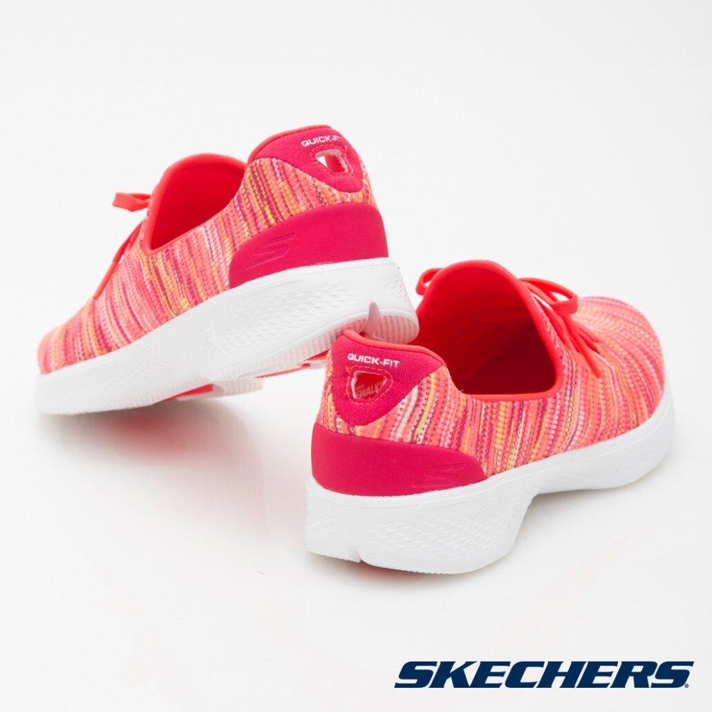 [ALPHA] SKECHERS GO WALK 4 14902HPMT 女鞋 健走鞋 記憶型泡棉鞋墊