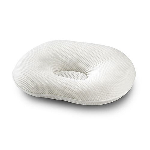 KU KU 酷咕鴨 3D超透氣護頭枕 0M+ (藍/粉)【悅兒園婦幼生活館】