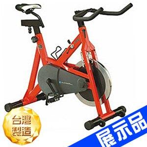 紅飛輪有氧健身車(展示品)飛輪競速車.運動P011-012--Z