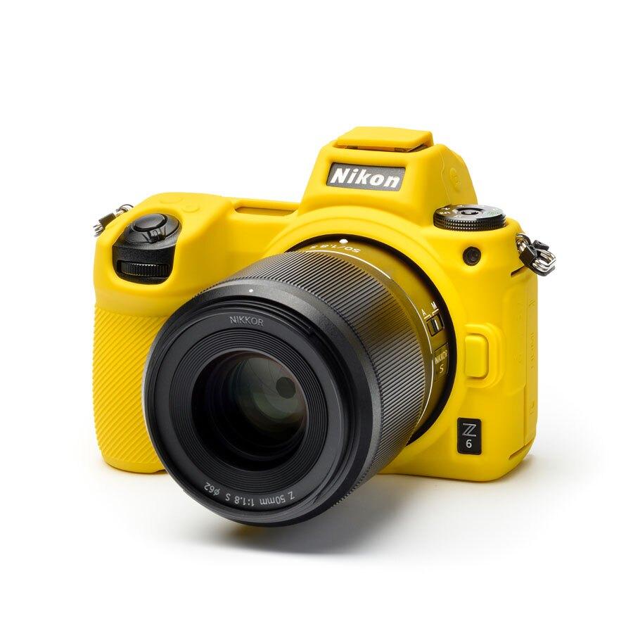 ◎相機專家◎ easyCover 金鐘套 Nikon Z6 Z7 適用 果凍 保護套 矽膠 防塵 公司貨