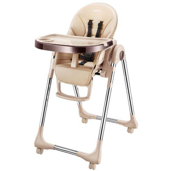 貝能寶寶餐椅兒童餐椅多功能可折疊便攜式椅子吃飯餐桌椅座椅