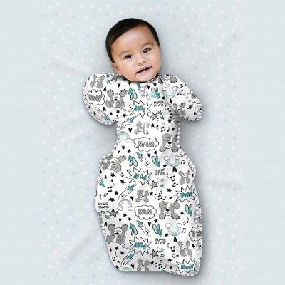Love To Dream SWADDLE 蝶型包巾 Stage1(0歲~6個月)設計款-星際狗