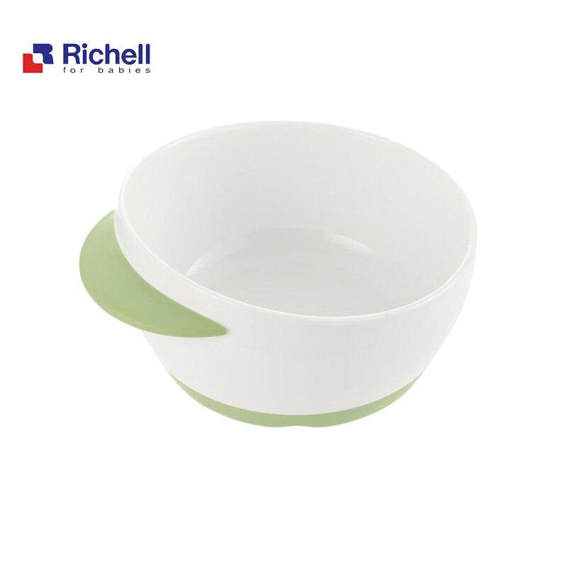 【Richell 利其爾】】TLI餐具系列-深口碗(7個月以上適用)幼兒碗-米菲寶貝