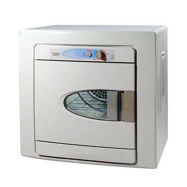 東元 TECO 5公斤 乾衣機 QD5568NA/QD5568-NA 【送標準安裝】