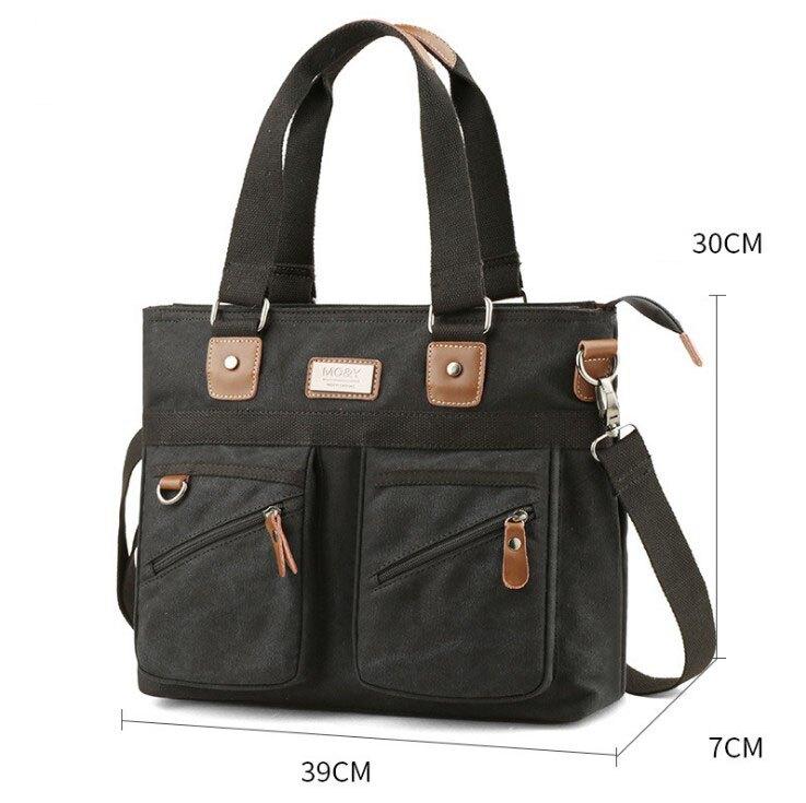 LINAGI里奈子【YP46-8604】手提包 公事包 外出休閒手提包