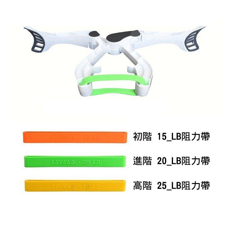 【EHD】三檔可換 手臂雕塑力量鍛鍊伸展拉力運動器材