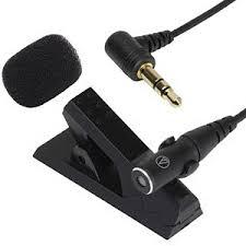 audio-technica 鐵三角  AT-9904  AT9904 領夾式 單聲麥克風 公司貨  可傑