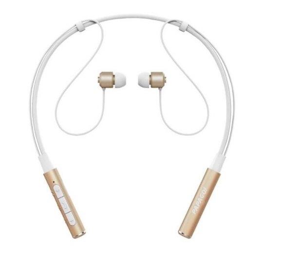PO SHOPღ 【PAPAGO】 X1 頸掛式 立體聲藍牙耳機 三色現貨