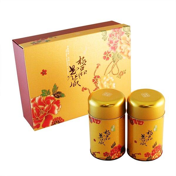 極品典藏禮盒-極品高山茶