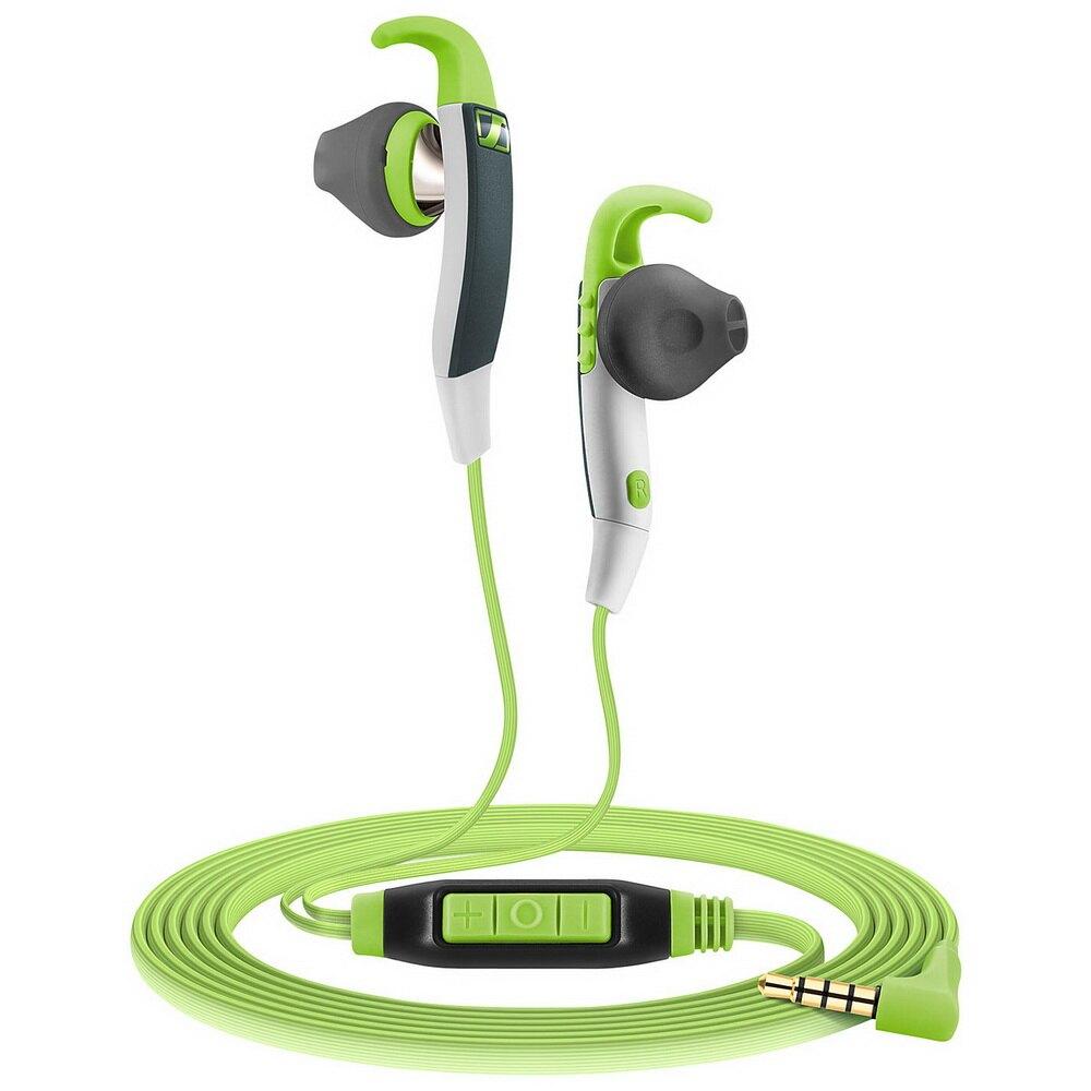 志達電子 MX686G 德國 SENNHEISER Sports 運動用 防汗水 耳塞式耳機(宙宣公司貨) Android