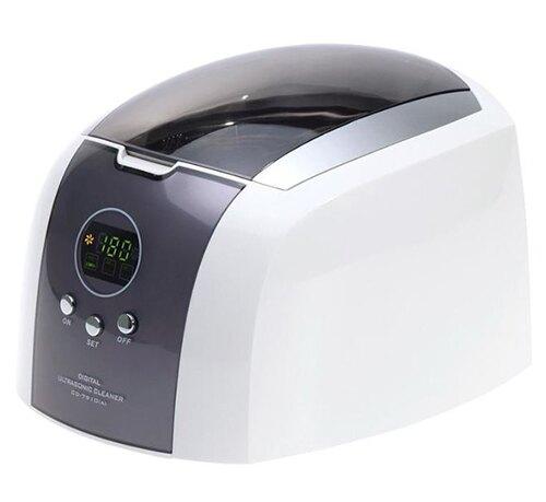 【日本代購】超音波清洗機 CD-7910A – 銀灰