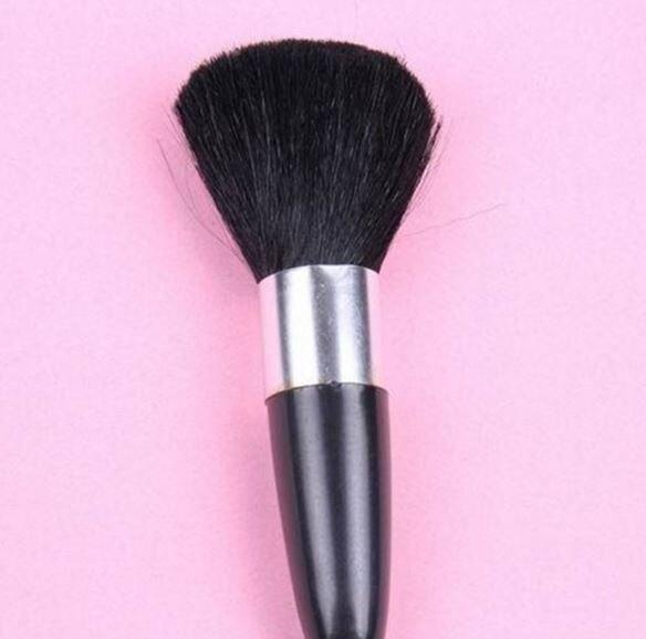 時尚美容化妝工具 / 柔軟刷毛化妝刷 / 圓柱行超密細毛腮紅刷
