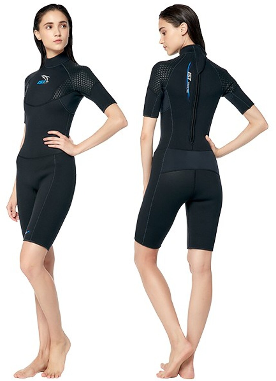 IST Sports - 短袖防寒衣 水母衣 保暖 潛水 衝浪 水上活動  (型號:WS-35)