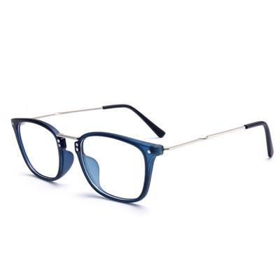 眼鏡框方框眼鏡鏡架-時尚新款舒適輕盈男女平光眼鏡5色73oe9【獨家進口】【米蘭精品】