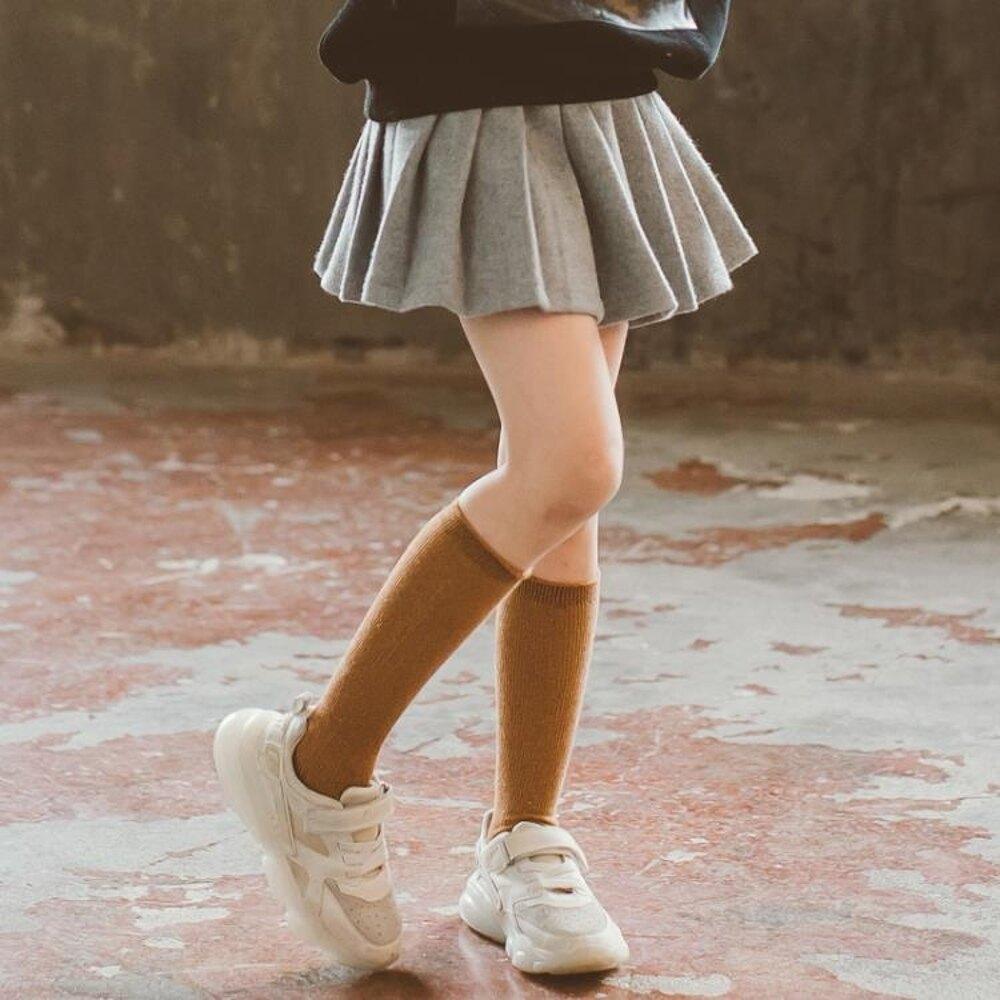 短裙 女童短裙秋冬裝新款韓版大兒童洋氣外穿半身裙子小女孩時髦潮 清涼一夏钜惠