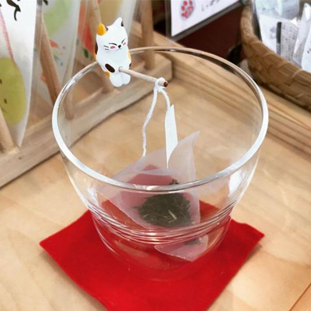 療癒性滿滿,兼具實用性的杯緣子商品。