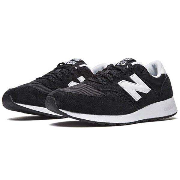 【NEW BALANCE】NB 420 休閒鞋 運動鞋 女鞋 男鞋 情侶鞋 黑色 -MRL420SZD
