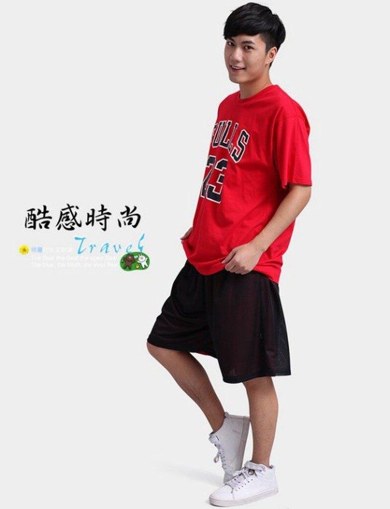 雙面籃球衣 籃球服訓練服比賽 籃球球衣 男款上衣 素面基本款 【AN01】