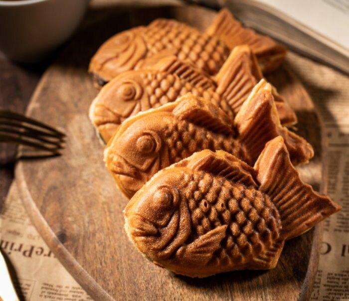 ★鯛魚燒 巧克力花生 90g  /小資女 團購 餅乾 下午茶 甜點 禮盒 伴手禮