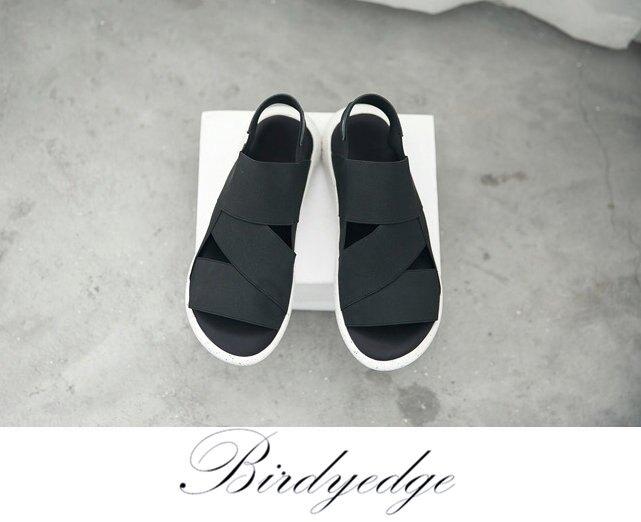 BIRDYEDGE 實體拍攝 經典打造 厚底 涼鞋 海灘鞋 拖鞋 羅馬鞋 羅馬涼鞋 綁帶鞋 鞋男女訂製