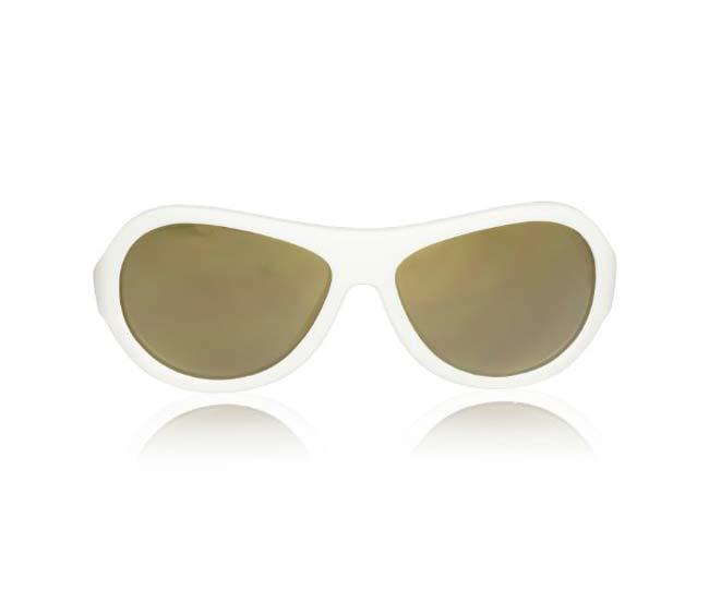 瑞士SHADEZ 經典款太陽眼鏡~0~3歲(純淨白)