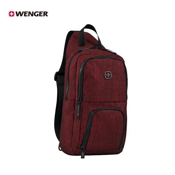【加賀皮件】WENGER CONSOLE 輕量 側背包 斜背包 單肩包 紅 605030