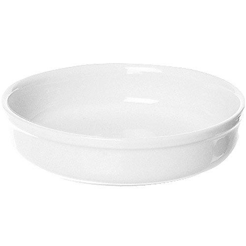 《EXCELSA》簡約陶製布丁烤杯(12cm)