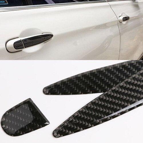 BMW 碳纖門把手貼 F20 116i 118i 118d 120d 125i m135i 沂軒精品 A0381