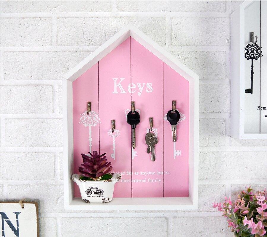 ins 置物架 鑰匙收納 飾品收納 鑰匙盒 掛勾 首飾架 玄關 收納架 置物盒 展示架 北歐風 裝飾 牆面收納