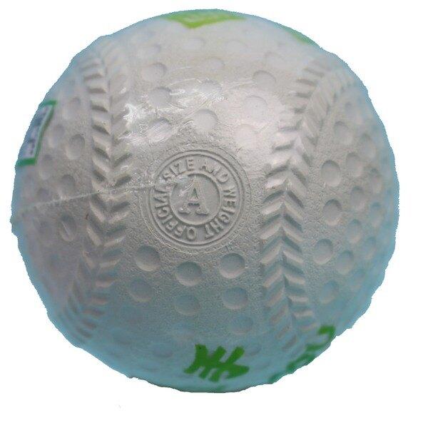 硬式棒球 國手硬式膠棒球(硬式)/一個入{定80} 橡膠軟木芯棒球