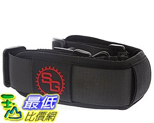 [106美國直購] StatGear BOOMR-RED 相機背帶 Boomr Bungee Camera Strap, Red Logo