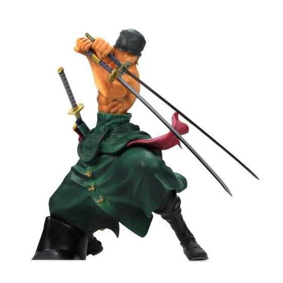 【預購】日本進口日版 金證 海賊王 索隆 SCULTURES BIG Formative King Special【星野日本玩具】