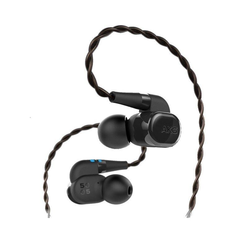 志達電子 N5005 奧地利AKG 動圈動鐵混合五單元旗艦耳道耳機 IE800 Xelento SE846 可參考