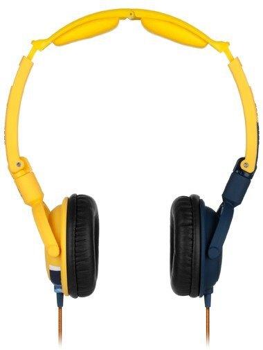 skullcandy Lowrider 新款骷髏頭潮牌小耳罩耳機,附MIC 適iphone, 公司貨保固一年