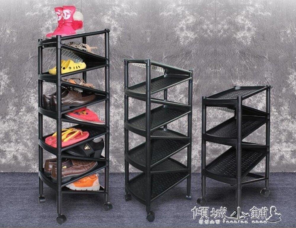 鞋架 日式多層收納鞋架簡易家用經濟型客廳省空間組裝收納小鞋櫃 JD 傾城小鋪 聖誕節禮物