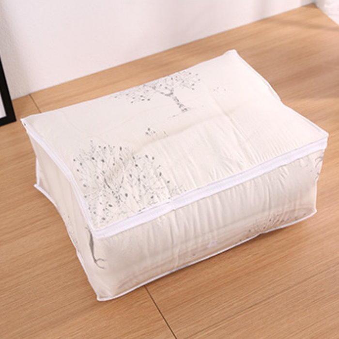 棉被儲存袋(卡通款) PEVA 棉被收納袋 防塵套 防潮收納【DF310】◎123便利屋◎