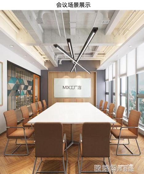 靠背椅 電腦椅家用辦公椅現代簡約懶人座椅弓形會議網布學生宿舍靠背椅子 MKS 歐萊爾藝術館