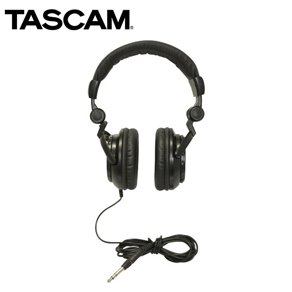 ◎相機專家◎ TASCAM 達斯冠 TH-02 耳罩式耳機 監聽耳機 全罩 耳蓋 頭戴 錄音 收音 封閉式 有線 公司貨