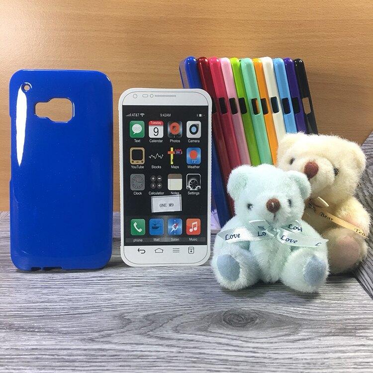 大都會保護殼 HTC One M9 M9s S9 保護殼 TPU 軟殼 閃粉 矽膠殼 手機殼 背蓋