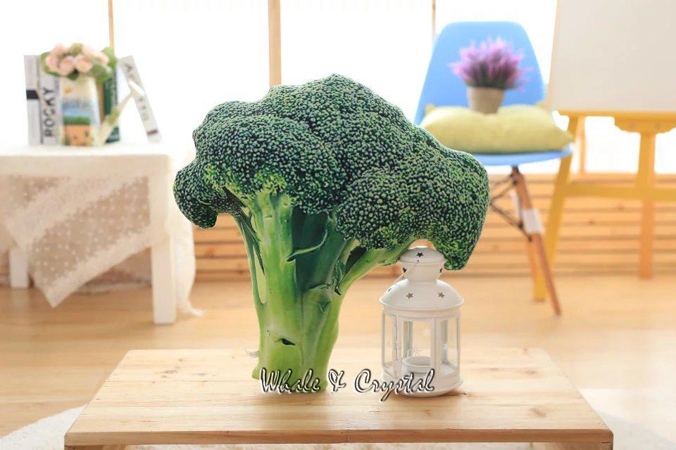 百看不厭仿真系列~蔬菜抱枕