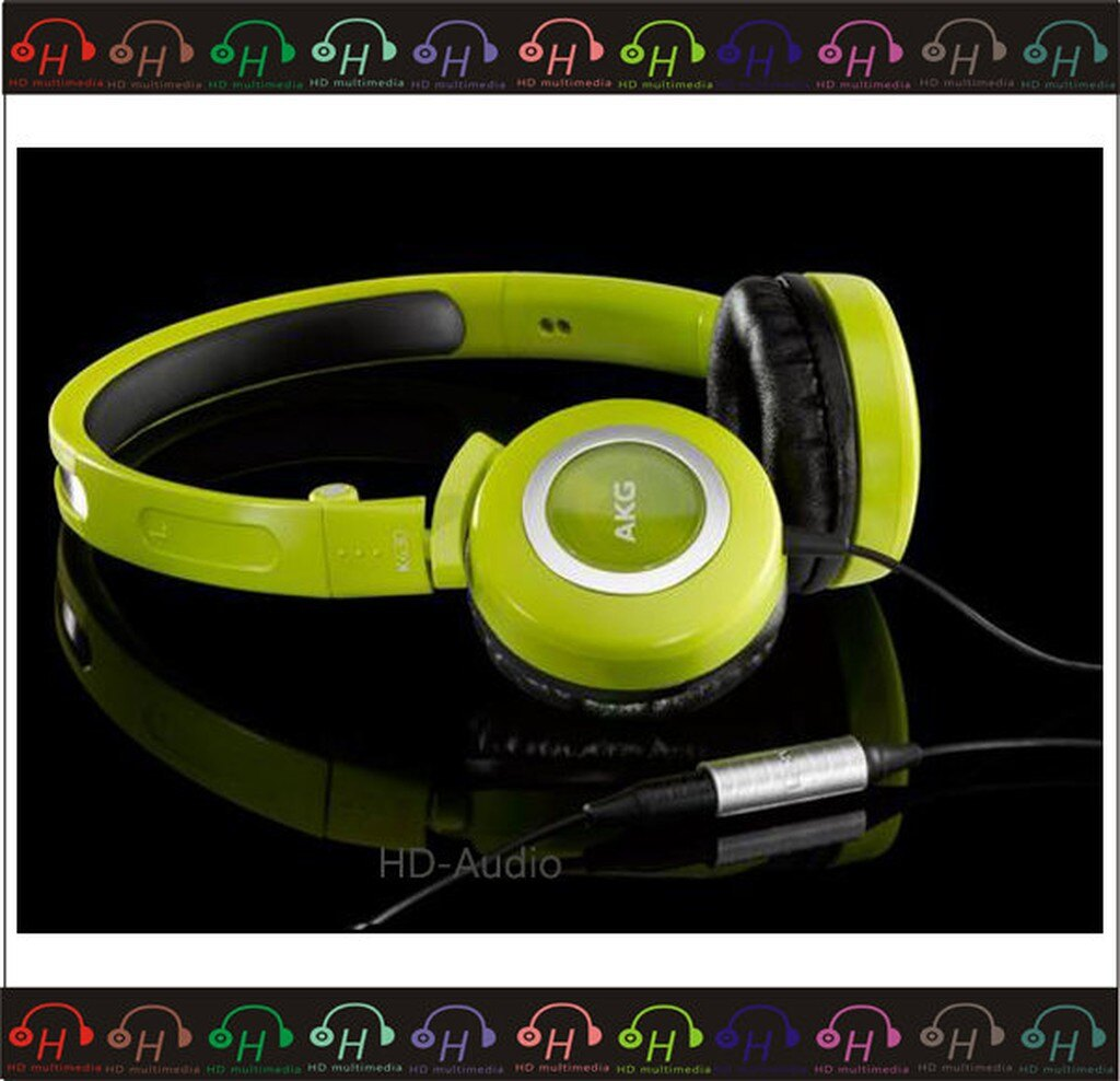 弘達影音多媒體 奧地利 AKG K430 K-430 綠色 密閉折疊耳罩式 公司貨 門市展售 歡迎試聽