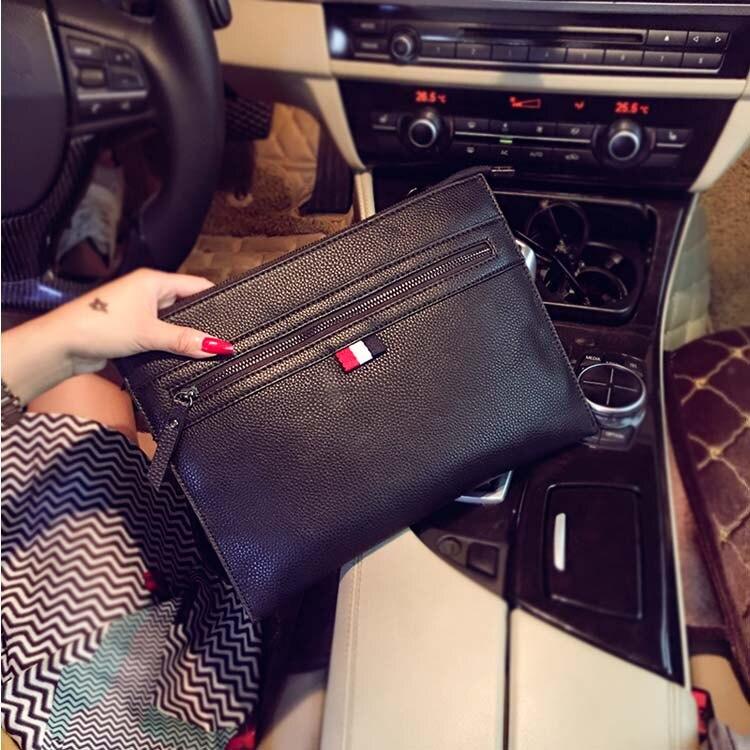 【5折超值價】時尚潮流經典設計百搭手拿包