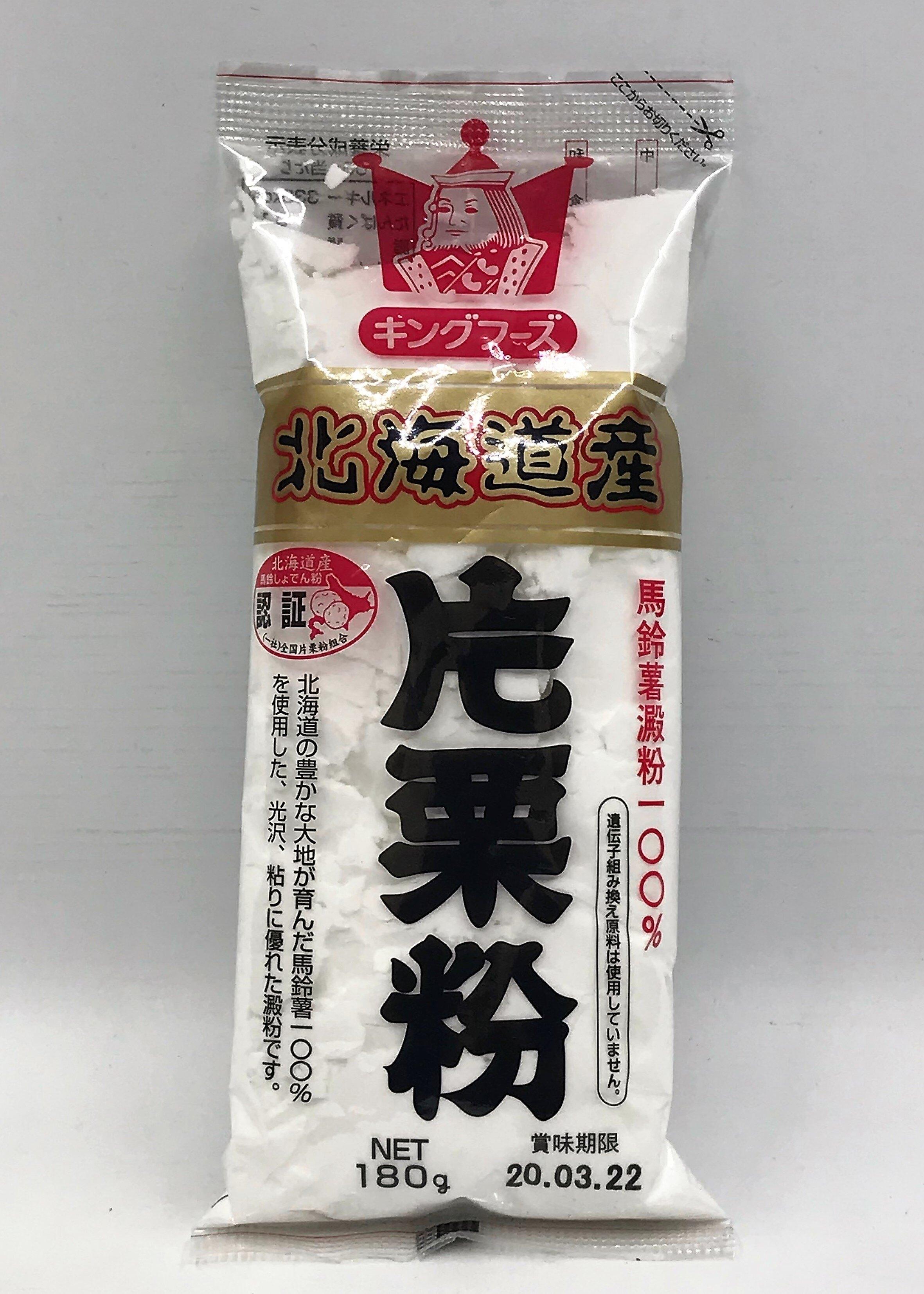 [哈日小丸子]片栗粉-馬鈴薯澱粉(180g)
