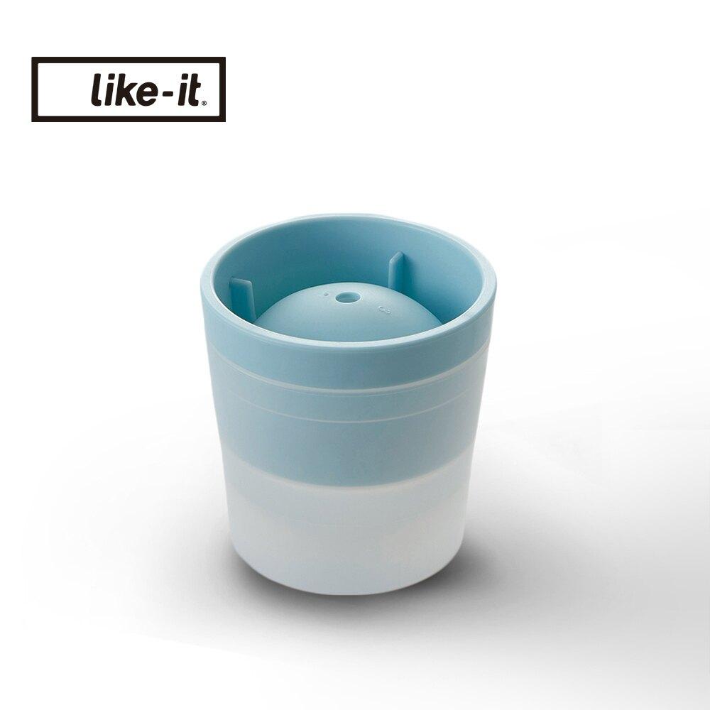 【日本like-it】威士忌冰球製冰盒-6cm