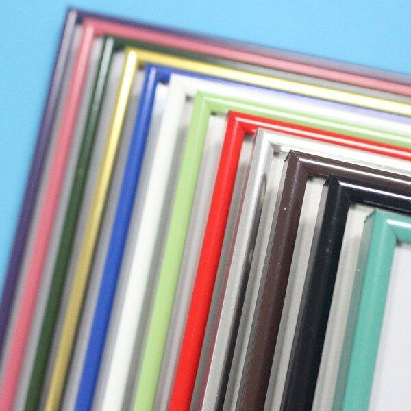 500片鋁框 拼圖框 38cm x 52cm/一個入(特250) 鋁框 相框 圖框 海報框 證書框 台灣製-集