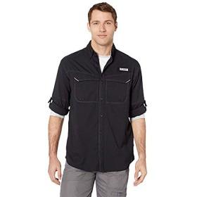 [Columbia(コロンビア)] シャツ・ワイシャツ等 Low Drag Offshore Long Sleeve Shirt Black L [並行輸入品]
