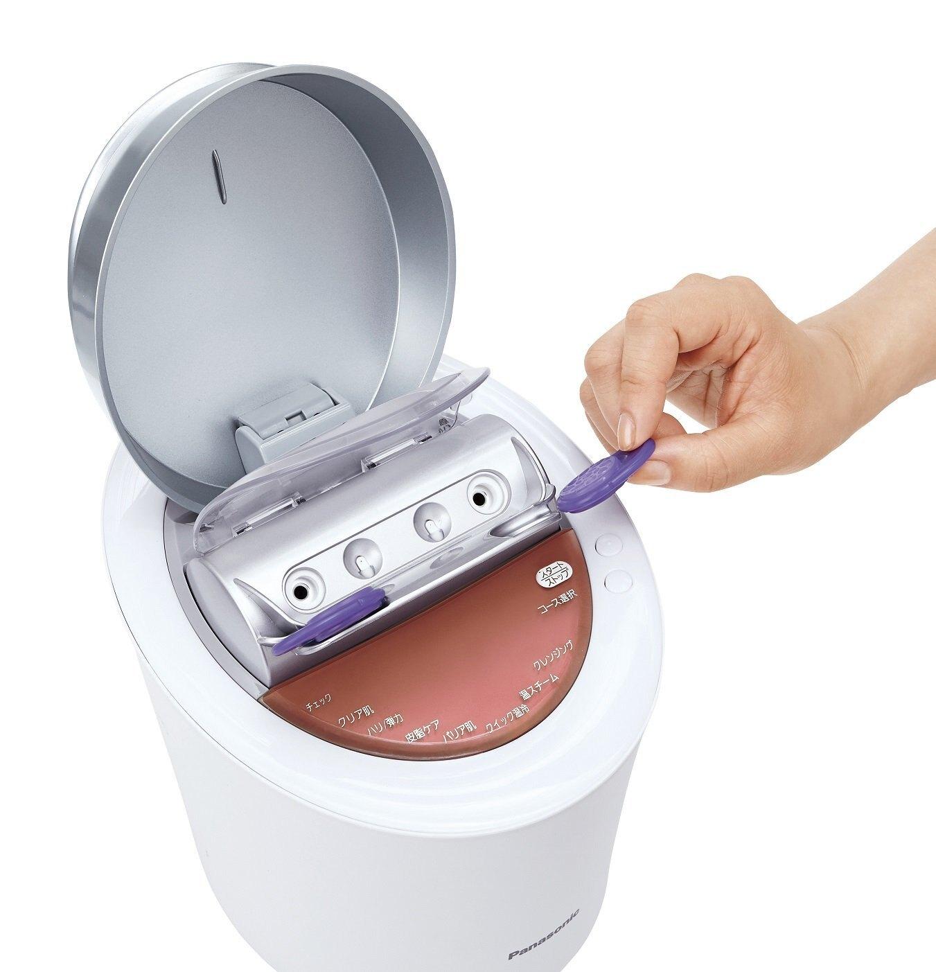 日本 國際牌  日本原裝 Panasonic EH-SA97 國際牌 奈米 水離子 溫冷 蒸氣 香氛 蒸臉機 美膚器 美顏機